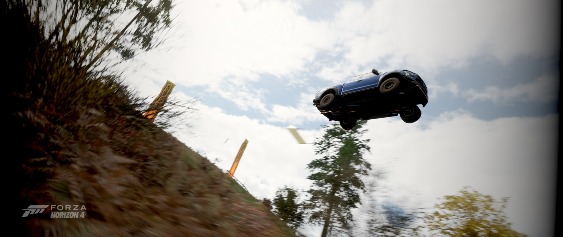 Forza Horizon 4 Review: Putting the pedal to the floor
